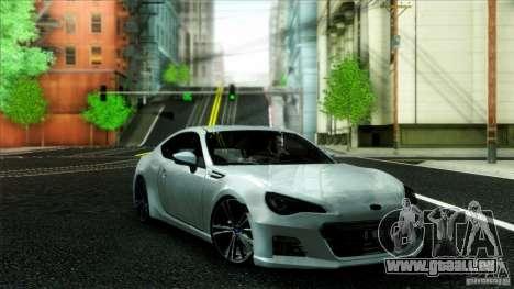 Subaru BRZ v2 für GTA San Andreas