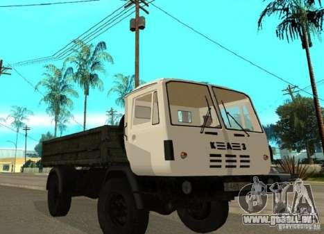 Camion à benne basculante KAZ 4540 pour GTA San Andreas