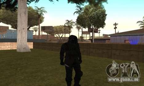 Vector REORC pour GTA San Andreas troisième écran