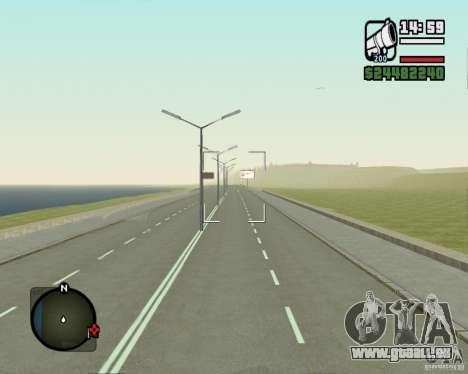 Gosport Straße-Nižegorodsk für GTA San Andreas