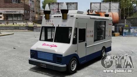 Nouveau van moroženŝika pour GTA 4