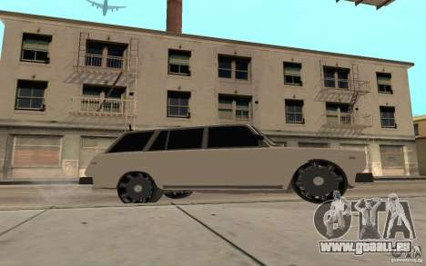 VAZ 2104 für GTA San Andreas Unteransicht