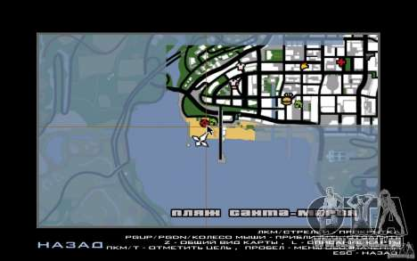 Parkplatz (gegen Gebühr) für GTA San Andreas siebten Screenshot