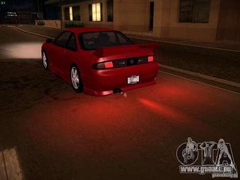 Nissan Silvia S14 Ks Sporty 1994 pour GTA San Andreas vue de dessus