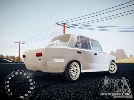 Vaz-2101 Drift Edition pour GTA 4 est un droit