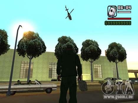 12-/24-Stunden-format für GTA San Andreas her Screenshot