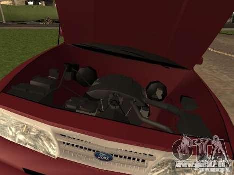Ford Crown Victoria LX 1994 pour GTA San Andreas vue de droite
