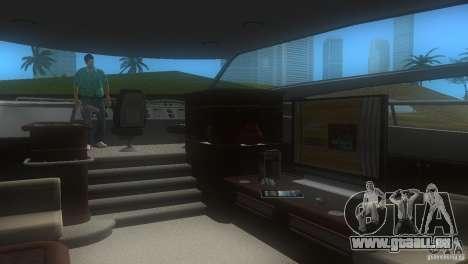 Bateau pour GTA Vice City sur la vue arrière gauche
