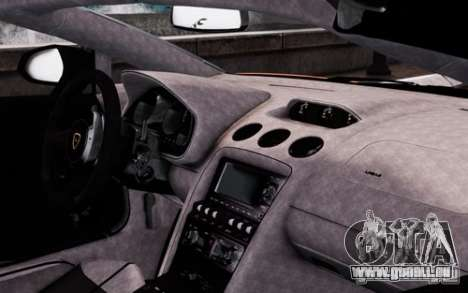 Lamborghini Gallardo LP570-4 Spyder für GTA 4 linke Ansicht
