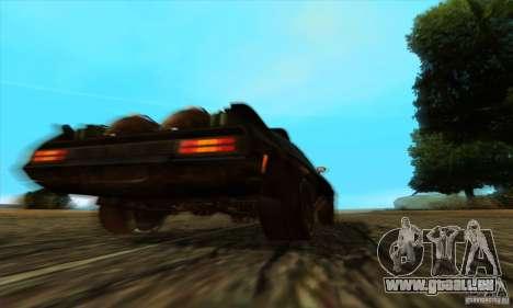 Ford Falcon 351 GT (XB) pour GTA San Andreas vue de droite