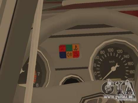 VAZ 2104 v. 2 für GTA San Andreas Rückansicht