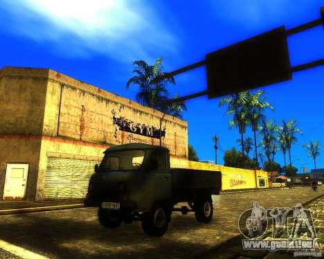 UAZ 330364 für GTA San Andreas linke Ansicht