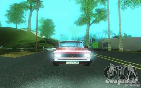 Moskvich 2140 für GTA San Andreas rechten Ansicht