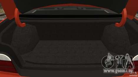 BMW M3 E36 für GTA 4 Unteransicht