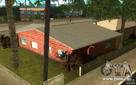 Nouvelles textures maison Denis pour GTA San Andreas troisième écran