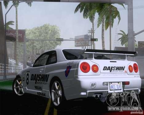 Playable ENB Series v1.2 für GTA San Andreas sechsten Screenshot