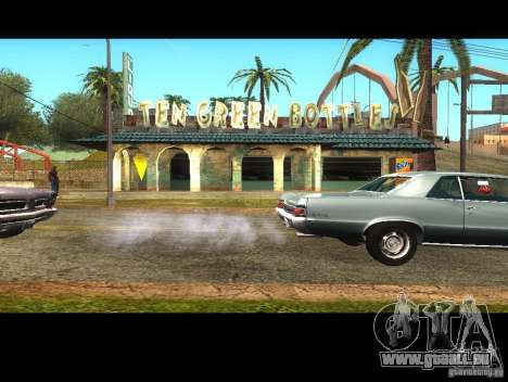 Geschäft Cj v1. 0 für GTA San Andreas zweiten Screenshot