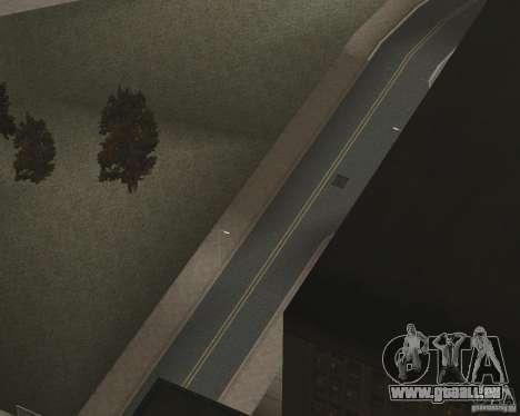 Nouvelles textures route pour GTA UNITED pour GTA San Andreas septième écran