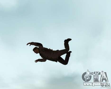 Alan Wake pour GTA San Andreas quatrième écran