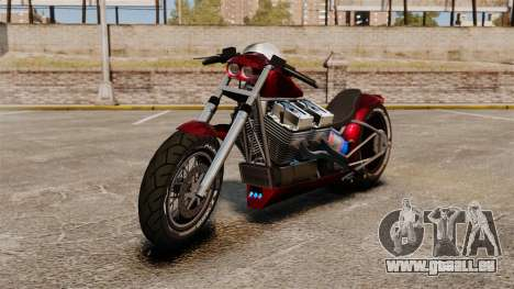 Dragbike Street Racer für GTA 4