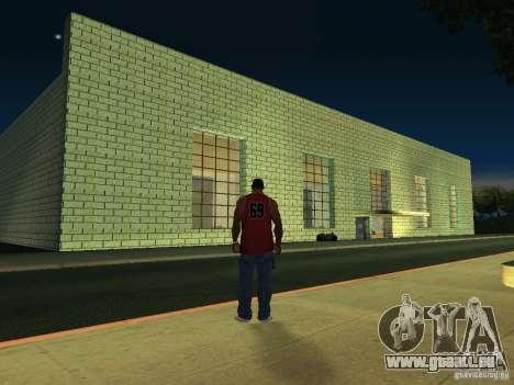 Russische Haus 2 für GTA San Andreas her Screenshot