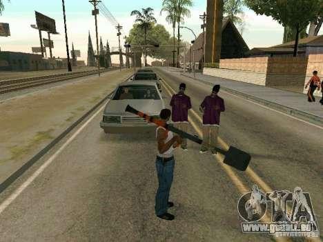 Lopatomët für GTA San Andreas fünften Screenshot