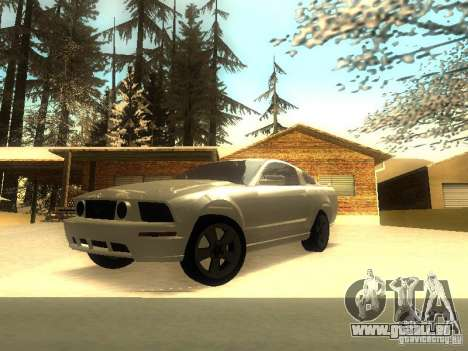 Ford Mustang GT für GTA San Andreas