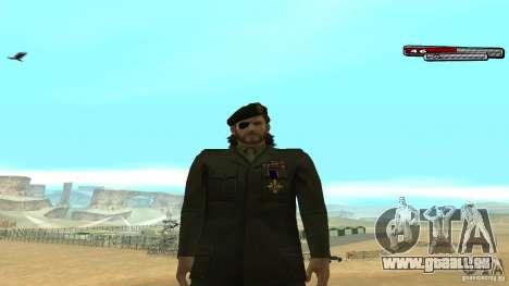 Générales pour GTA San Andreas