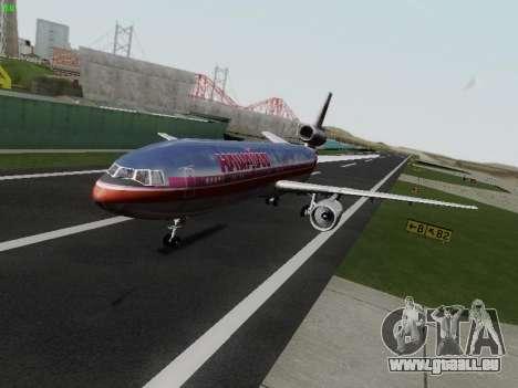McDonell Douglas DC-10-30 Hawaiian pour GTA San Andreas