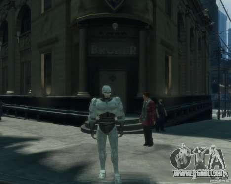 Haut-Robokopa für GTA 4