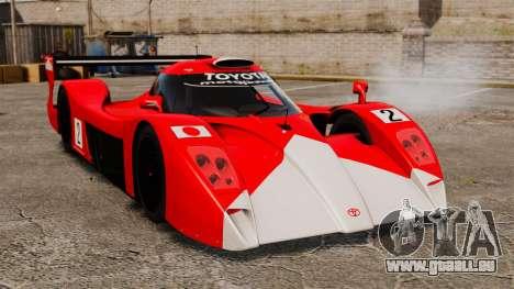 Toyota GT-One TS020 pour GTA 4