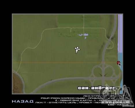 Gebäude der Straße nach Criminal Russland beende für GTA San Andreas sechsten Screenshot