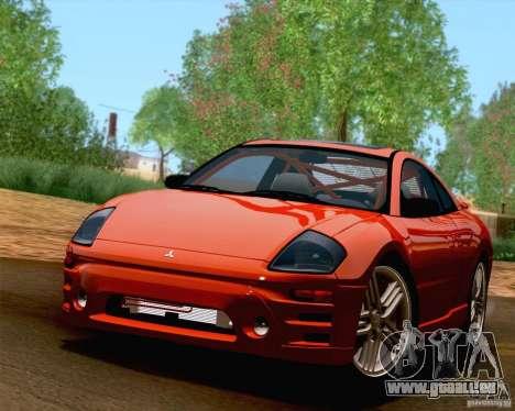 Mitsubishi Eclipse GTS 2003 für GTA San Andreas