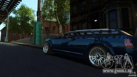 PMP600 Sport Wagon pour GTA 4 est une gauche