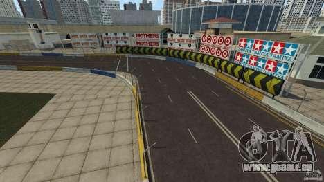 Long Beach Circuit [Beta] für GTA 4 dritte Screenshot