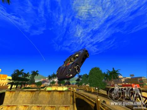 Amazing Screenshot 1.0 für GTA San Andreas her Screenshot