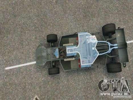 Villain The Fast and the Furious 6 für GTA 4 rechte Ansicht