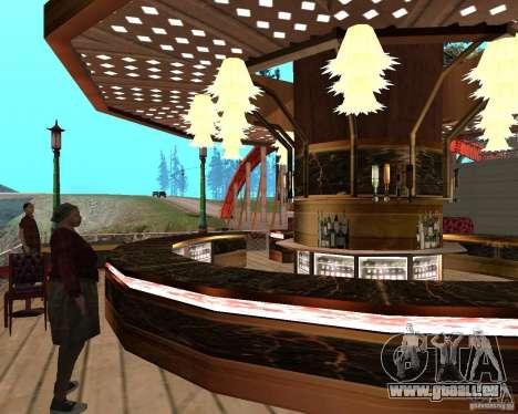 Villa in der Fischerei-Lagune für GTA San Andreas zehnten Screenshot
