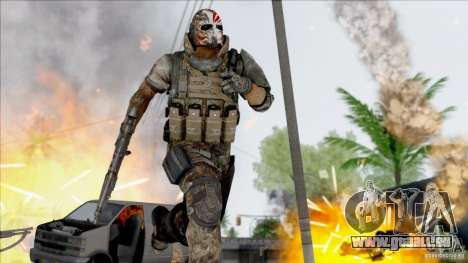 Army Of Two - Devils Cartel pour GTA San Andreas