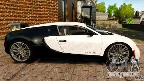 Bugatti Veyron 16.4 Super Sport 2011 [EPM] pour GTA 4 est une gauche