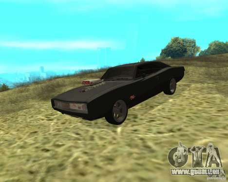 Dodge Charger R/T 1970 pour GTA San Andreas