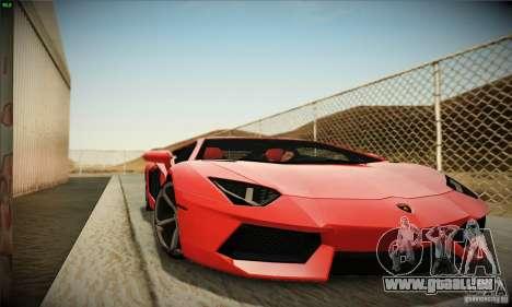 New ENB by Russkiy Sergant V1.0 pour GTA San Andreas cinquième écran