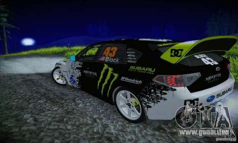 New ENB by Russkiy Sergant V1.0 pour GTA San Andreas septième écran