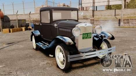 Ford Model T Truck 1927 für GTA 4