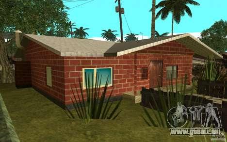 Nouvelles textures maison Denis pour GTA San Andreas deuxième écran