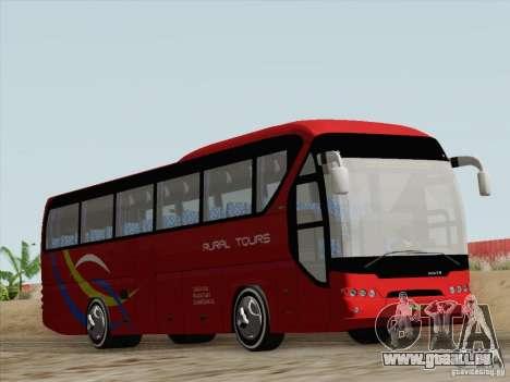 Neoplan Tourliner. Rural Tours 1502 für GTA San Andreas Rückansicht