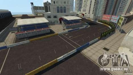 Long Beach Circuit [Beta] für GTA 4 achten Screenshot