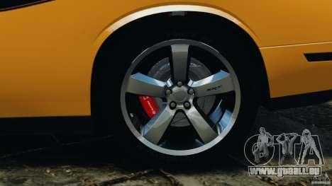 Dodge Challenger SRT8 392 2012 [EPM] pour GTA 4 Salon