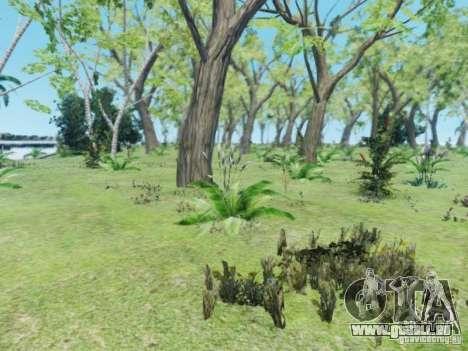 Lost Island IV v1.0 pour GTA 4 troisième écran