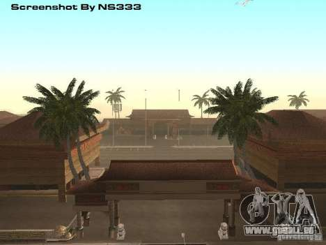 New Chinatown pour GTA San Andreas